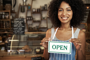 Small Business Success in Wilmington, NC-Yes we open for business