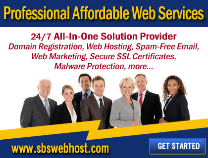Small Business Success Wilmington NC - Website Hosting