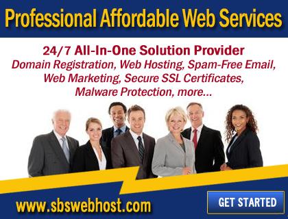 Small Business Success Wilmington NC - Website Hosting