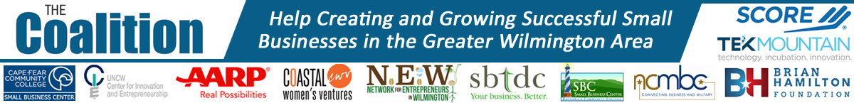 The Greater Wilmington NC Small Business Support Coalition | Small Business Success Wilmington NC