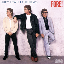 Huey Lewis American Rock Band As Simple as That